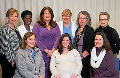 Crown midwives